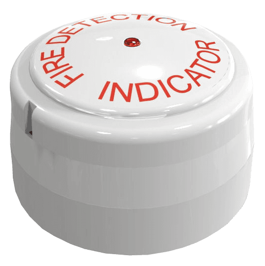 fire detection indicator