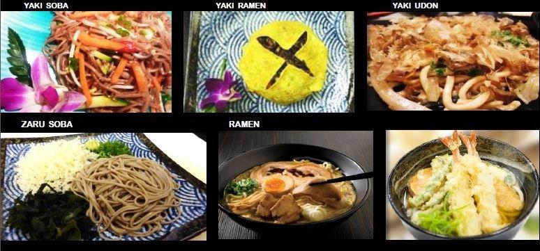 spaghetti - ristorante giapponese