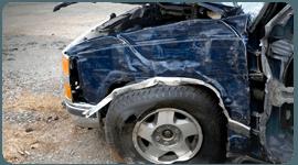 trasporto veicoli da rottamare