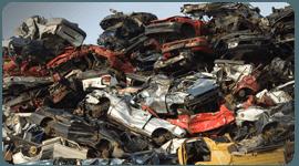 demolizione di autoveicoli