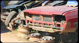 Recupero autoveicoli da demolire