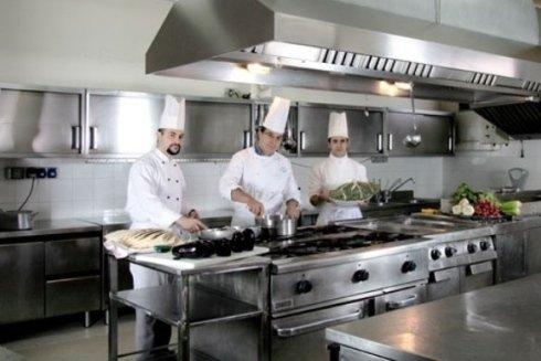 Ristorante Il Caminetto - La cucina
