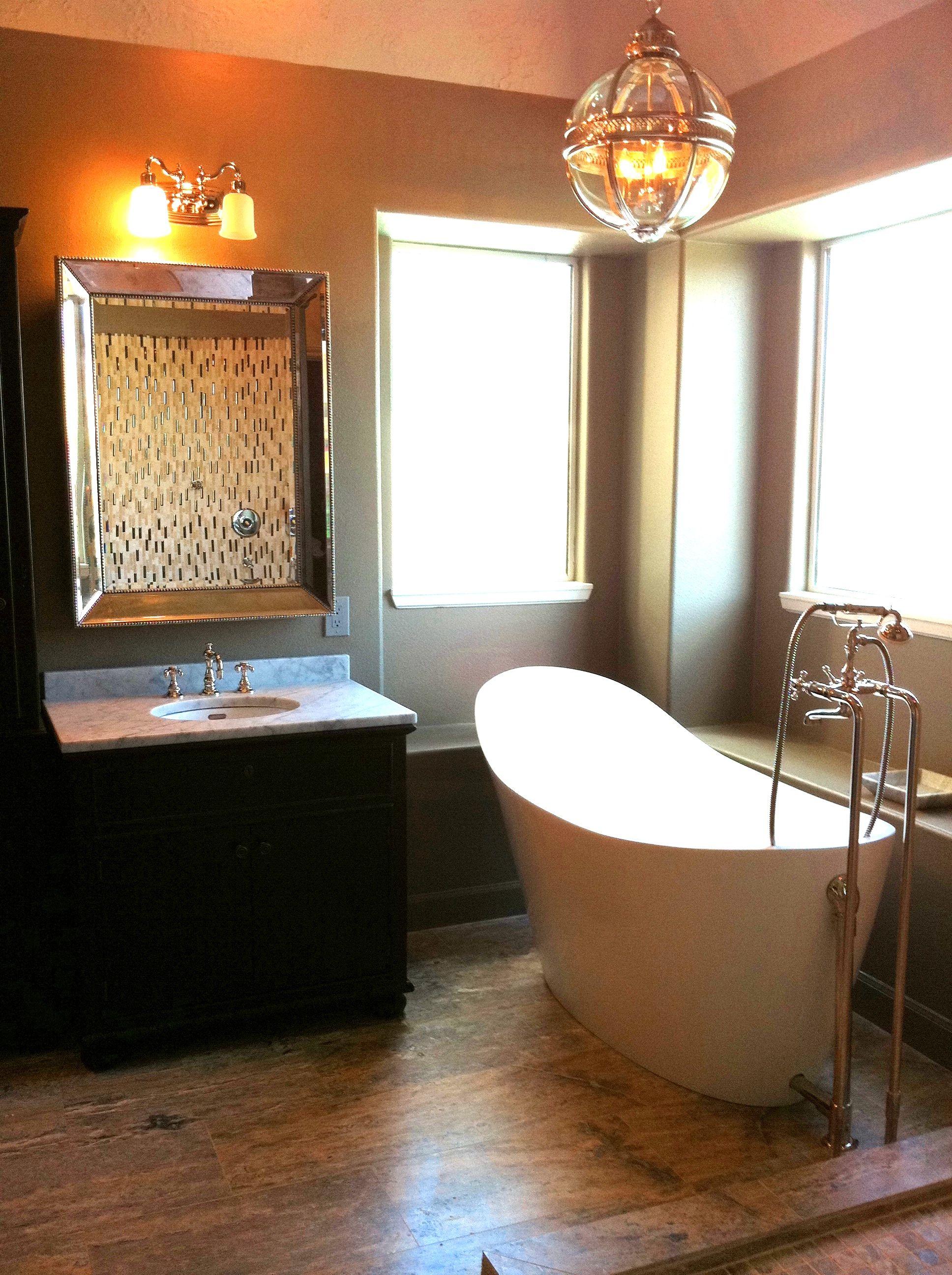 Bath tub remodel