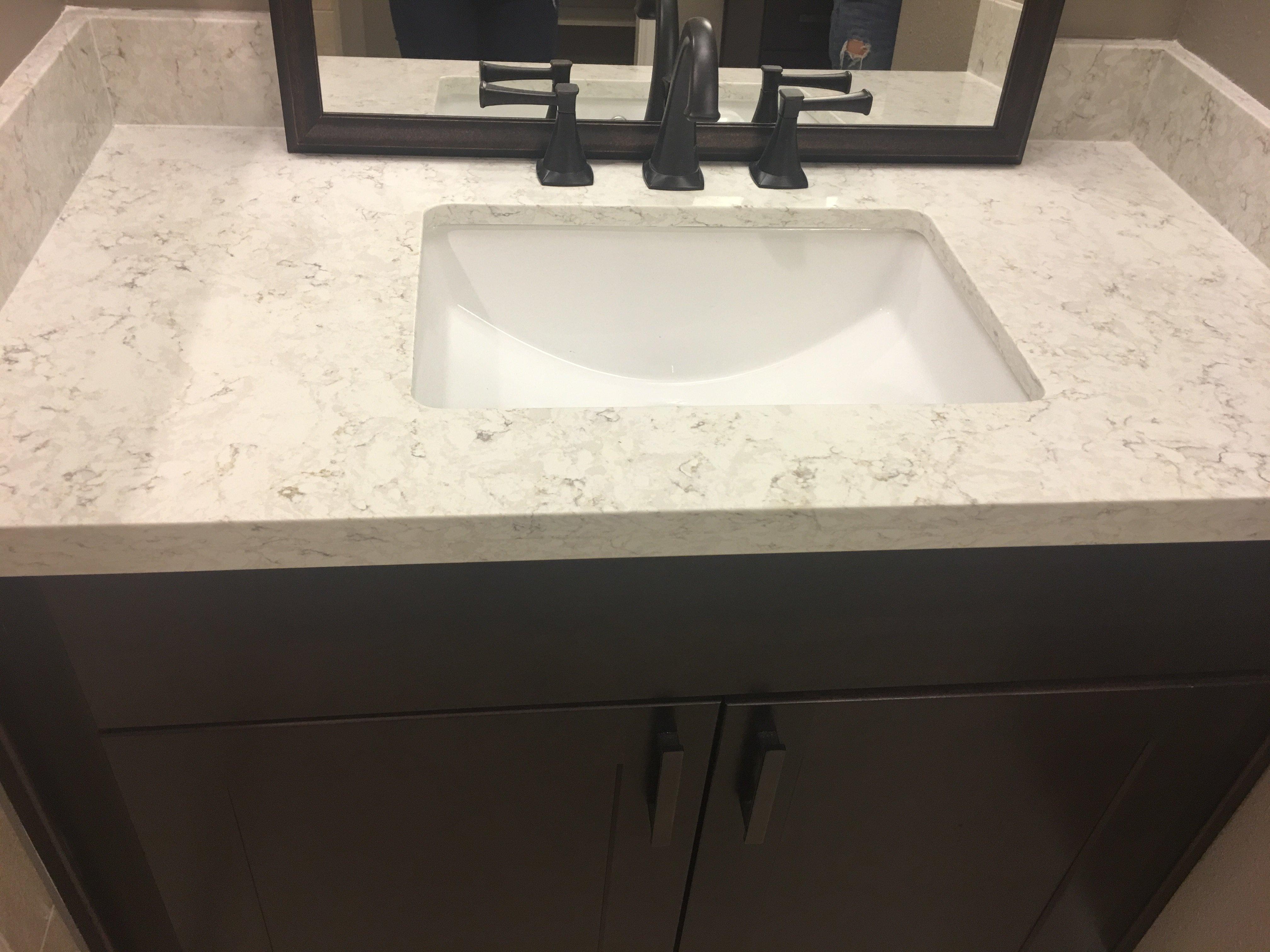 White Rectangle Undermount sink