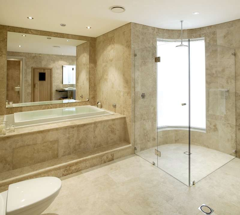 Tub and shower remodeling