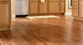 Hardwood flooring in League City, TX