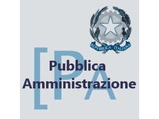 Servizi per la pubblica amministrazione