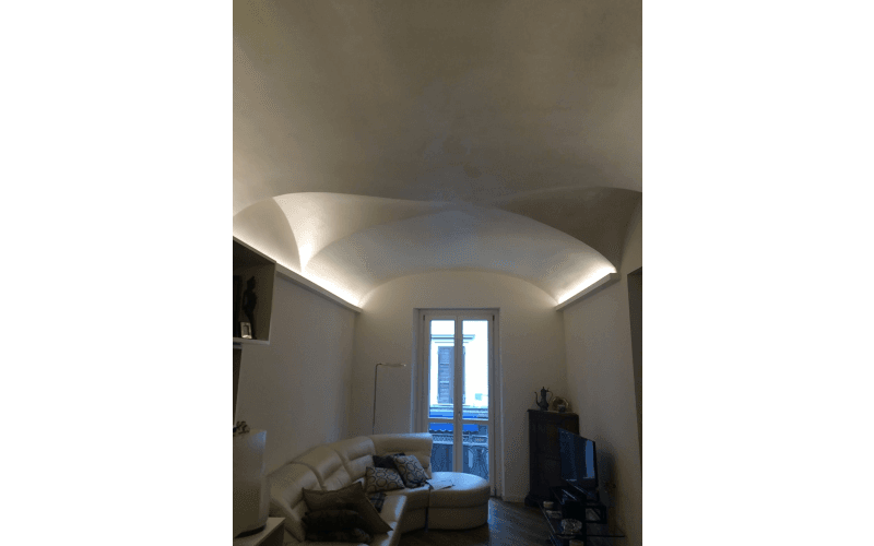 ristrutturazione soffitto
