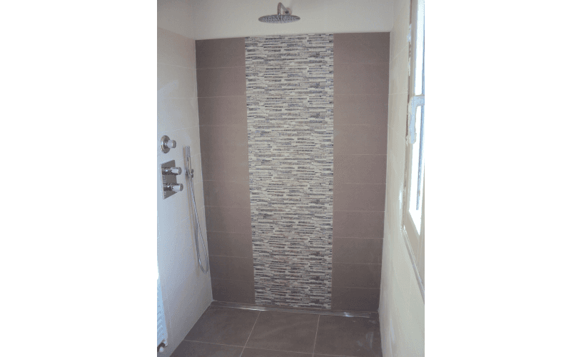 rifacimento doccia