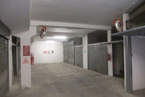 Imbiancatura garage