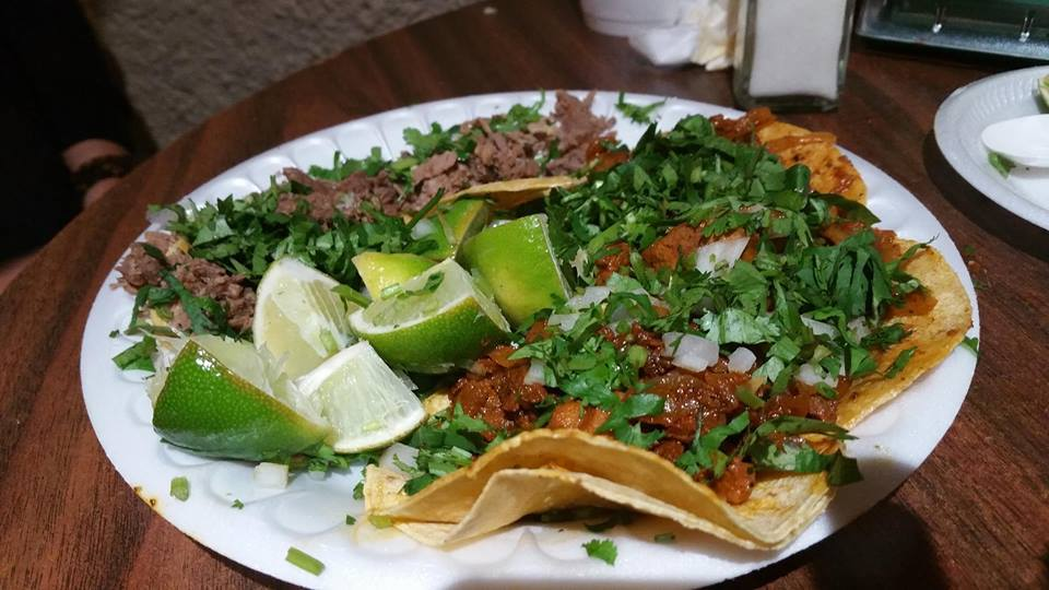 Late Night Street Tacos San Antonio, TX