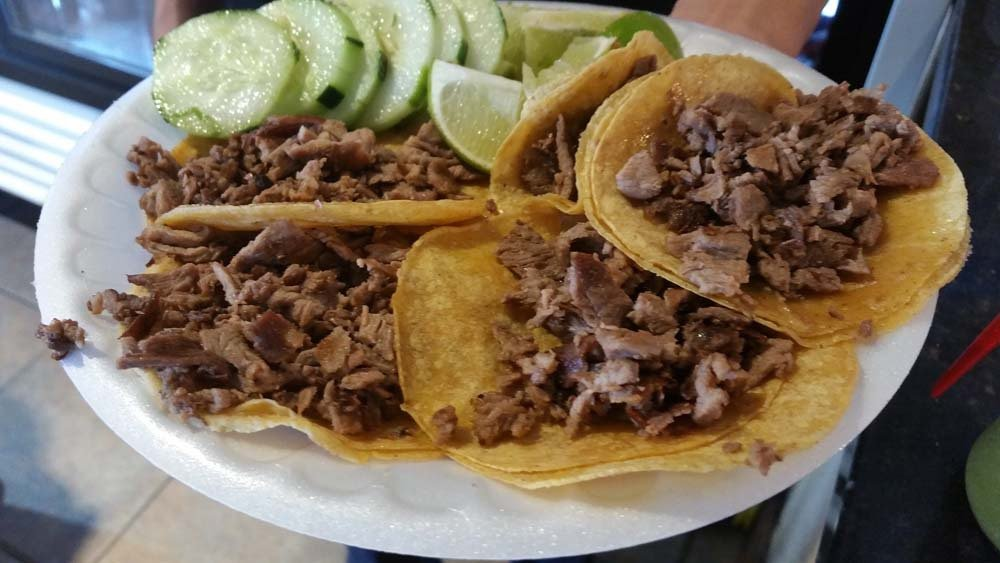 Authentic Mexican Tacos San Antonio, TX