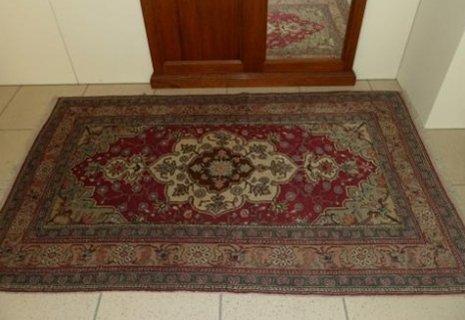 tappeto decorato