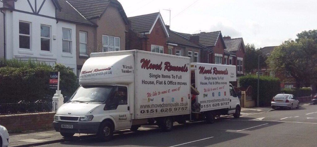 home removals in process