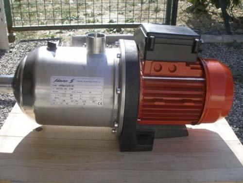 elettropompe meccaniche a motore