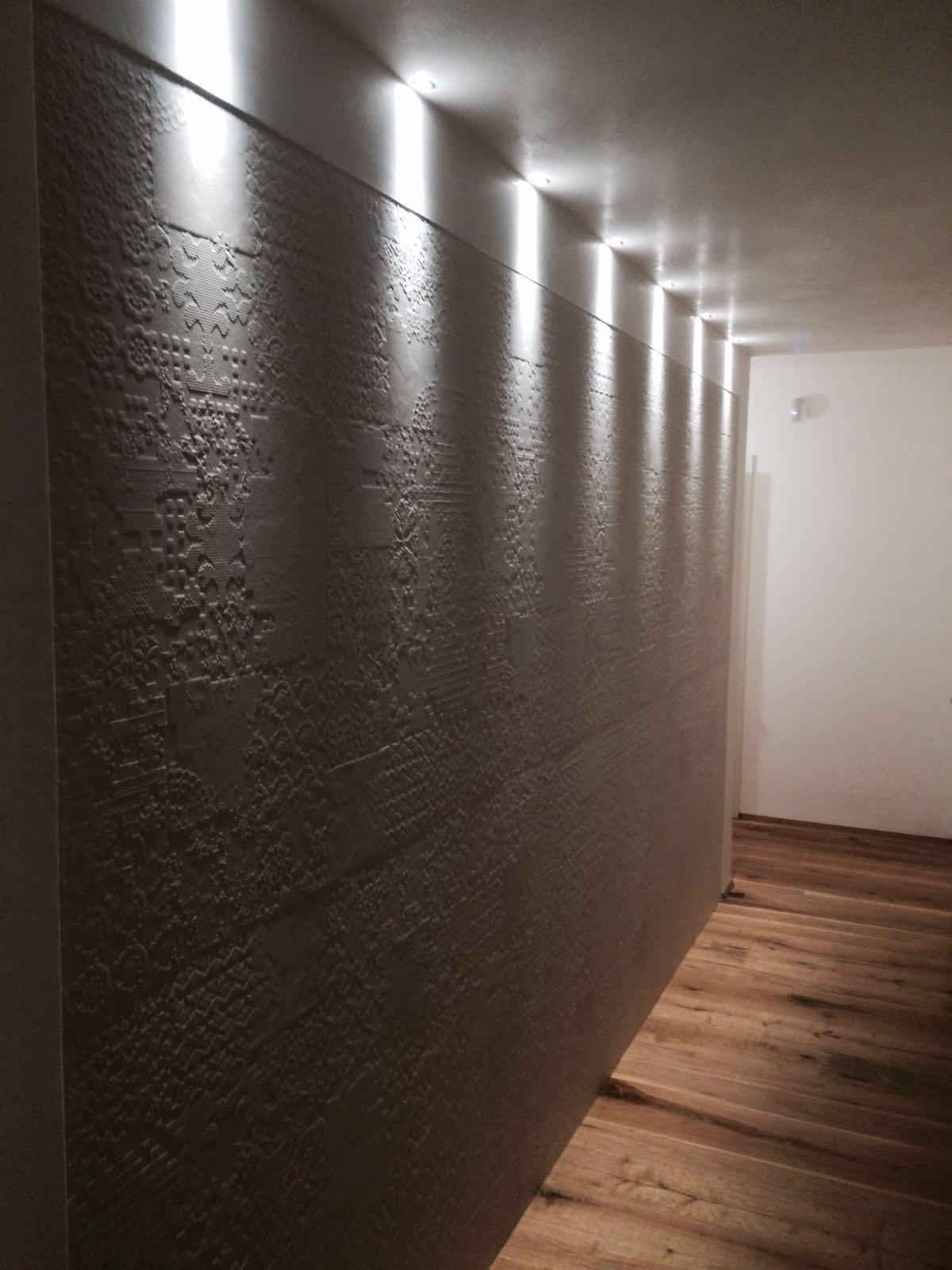 parete grezza