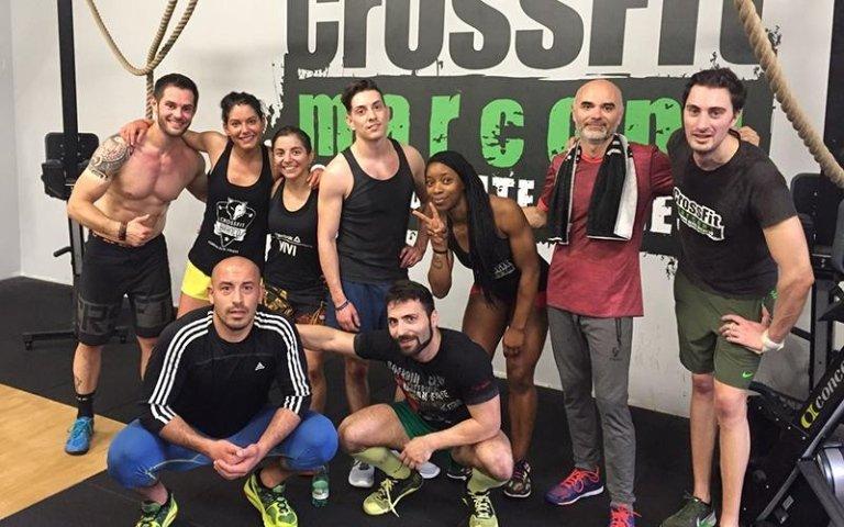 allenatori CrossFit
