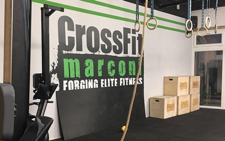 palestra CrossFit