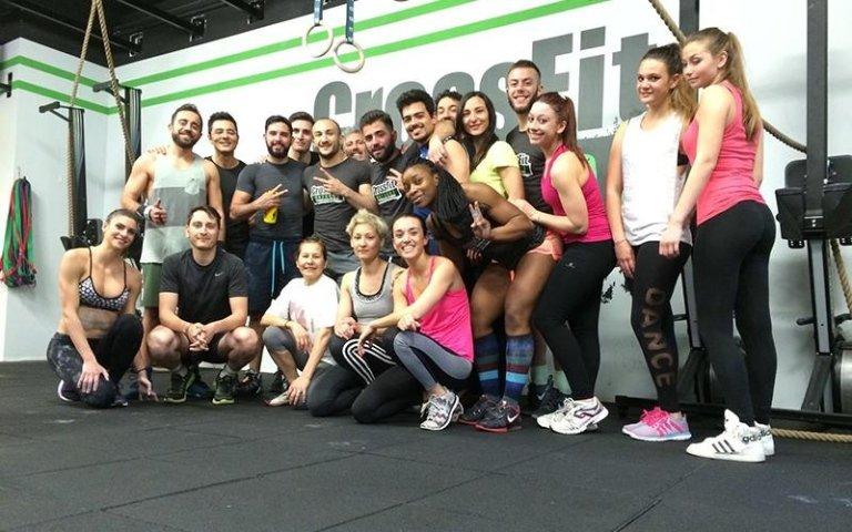 team CrossFit