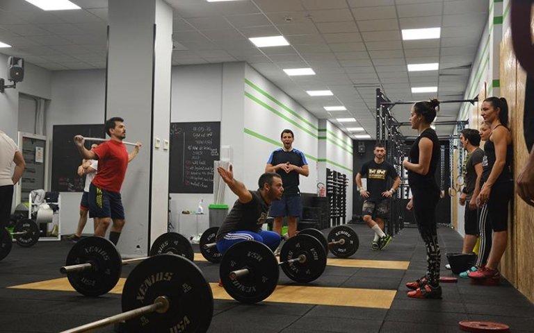 pesi CrossFit