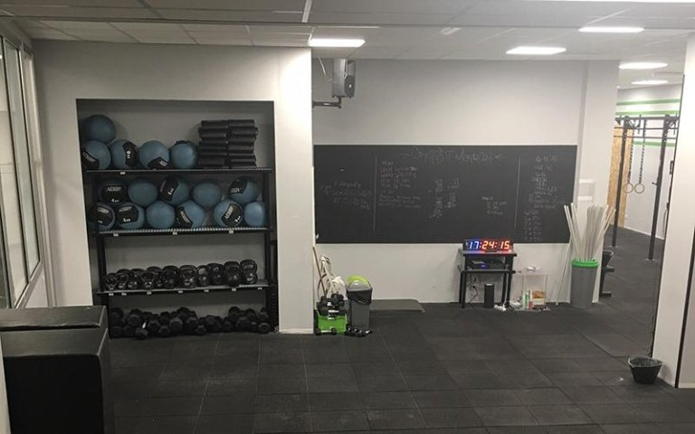 attrezzature CrossFit