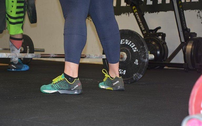 ginnastica CrossFit