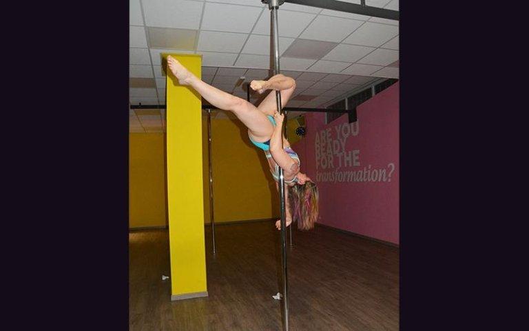 lezioni di danza acrobatica