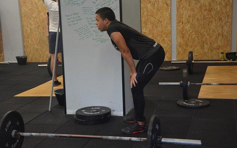sollevamenti CrossFit