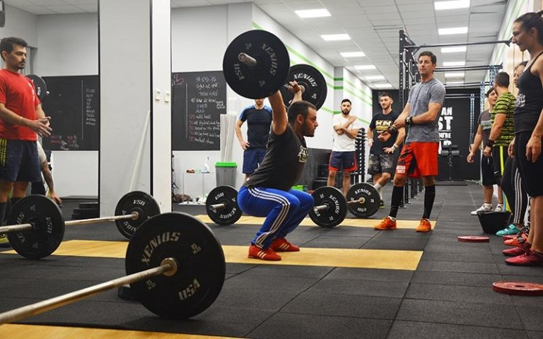 peso CrossFit