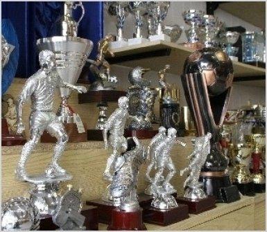 vendita trofei al dettaglio