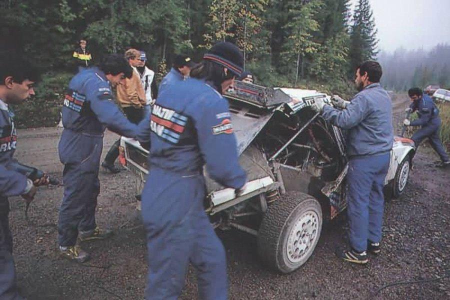 Tuning per macchine da rally a Moncalieri
