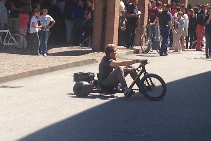 Veicoli a tre ruote a Moncalieri