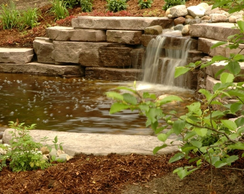 Long Island Garden Ponds | Waterfalls | Pond Designer