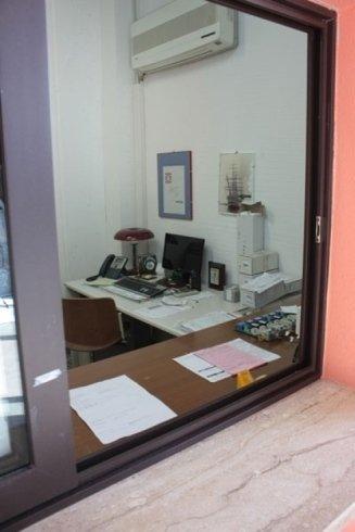 Reception del centro assistenza elettrodomestici