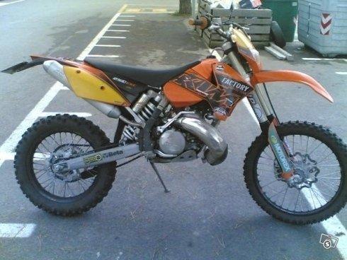 cambio ruote moto