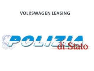 Volkswagen Leasing e Polizia di Stato