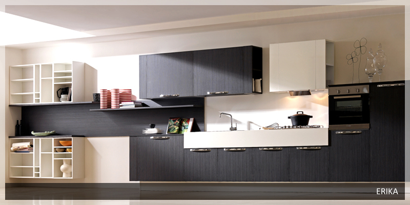 Helping to create show homes in richmond west london for Italian modular kitchen