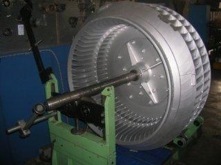 girante per ventilatore