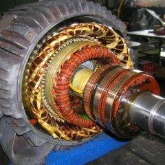 Motori elettrici in corrente alternata