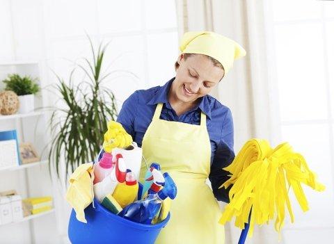 pulizie di primavera abitazioni
