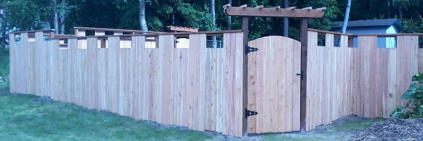professional fence company ready to help you in Anchorage, AK