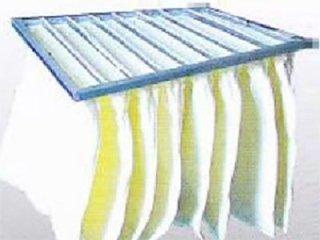 filtri con telaio in plastica