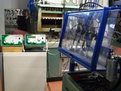 attrezzature per controllo elettronico