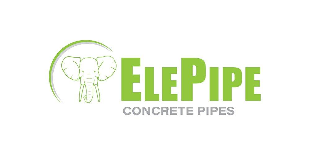 elepipe concrete pipes logo