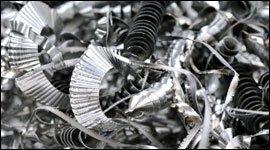 raccolta rifiuti metallici