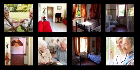 alloggi per anziani Villa Eden