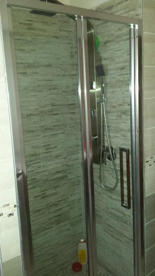 rifacimento doccia bagno