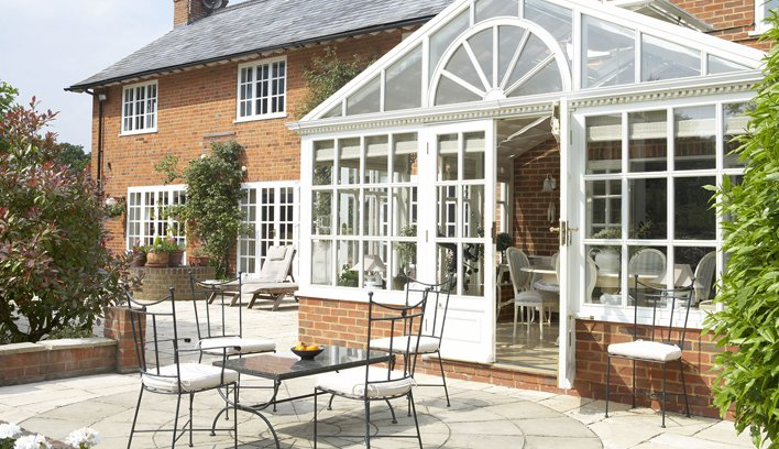 residential upvc conservatory