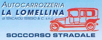 AUTOCARROZZERIA LA LOMELLINA logo