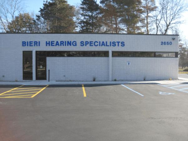 Bieri Hearing Location - Saginaw